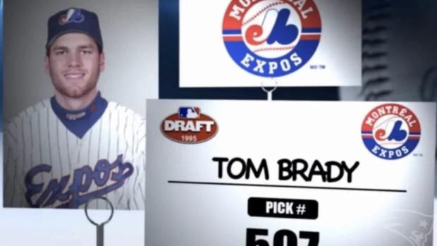 Tom Brady, the baseball player? | Sports – The Link