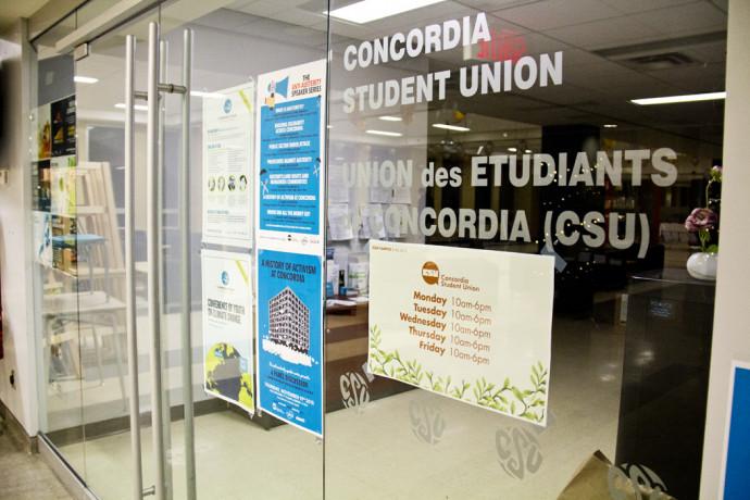 Concordia Student Union Launches Sustainability Campaign