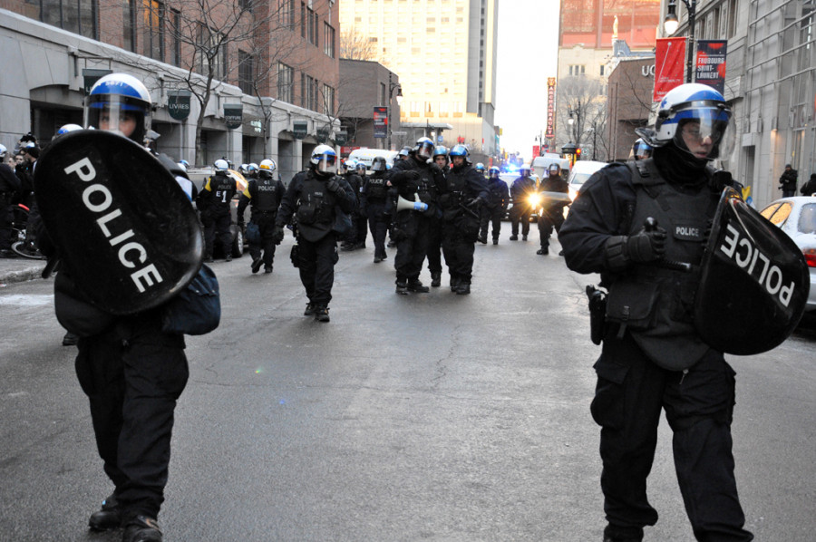the protest of athletes against police brutality Thousands march to protest against police brutality in major us cities despite the cold, proctor told the guardian she wanted her sons to witness the protest.