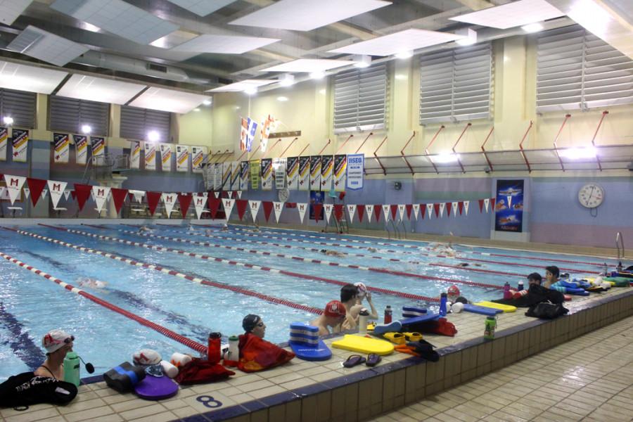 No swim zone sports the link for College john abbott piscine