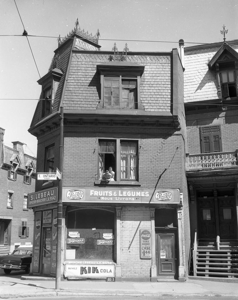 Restaurants Quartier Rosemont Montreal