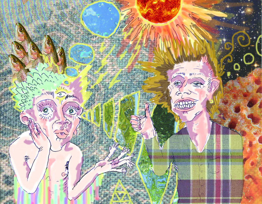 Psychedelic Trip Sitting | Opinions – The Link