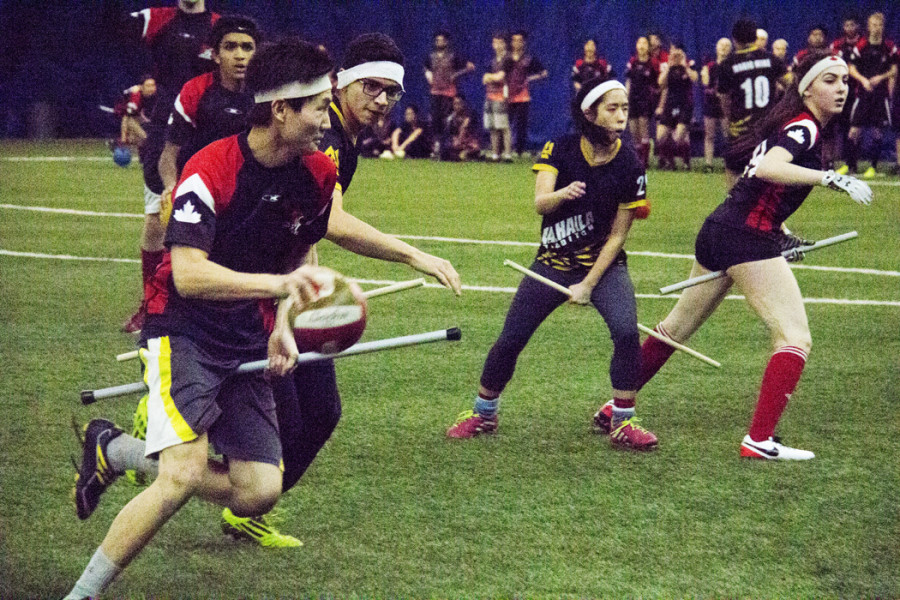 ff24801d This past weekend, the Quidditch Canada ...