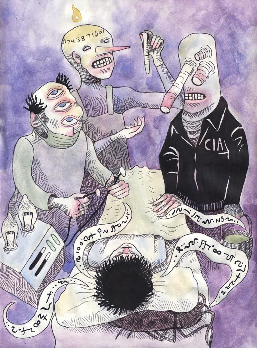 Canada CIA MKULTRA torture education accountability drugs healthcare medicine mental illness research science