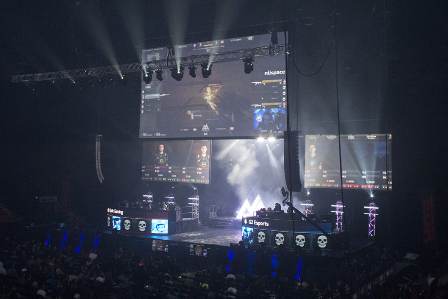 northern arena esports final attracts hundreds at bell centre