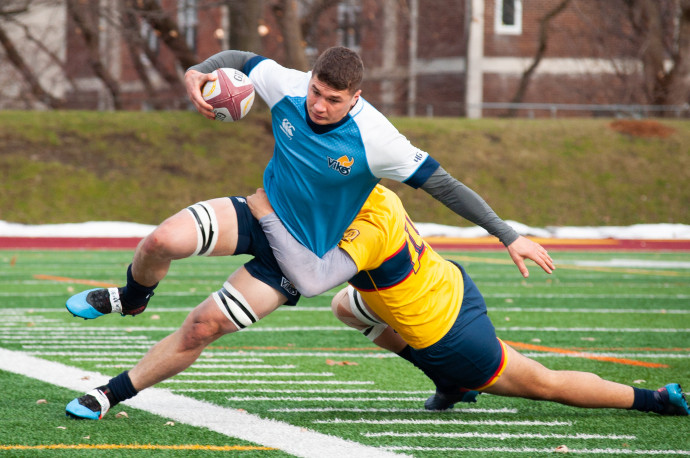 Canadian University Men's Rugby Championships: Day Three