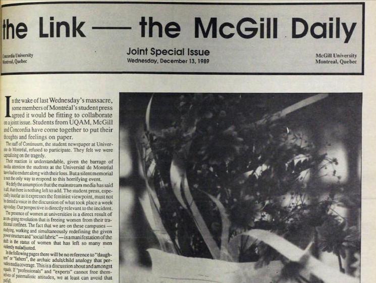 mcgill newspaper